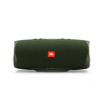 ลำโพงไร้สาย Bluetooth JBL Charge 4 Portable Bluetooth speaker (ForestGreen)