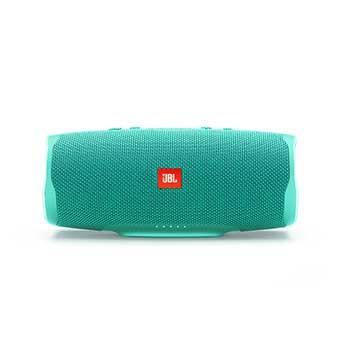 JBL Charge 4 Portable Bluetooth speaker (สีเขียว)