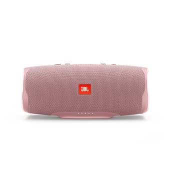 ลำโพงไร้สาย Bluetooth JBL Charge 4 Portable Bluetooth speaker (Pink)