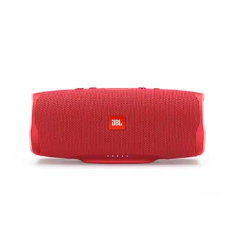 ลำโพงไร้สาย Bluetooth JBL Charge 4 Portable Bluetooth speaker (Red)