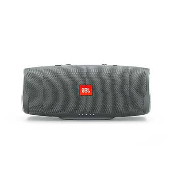 JBL Charge 4 Portable Bluetooth speaker (สีเทา)