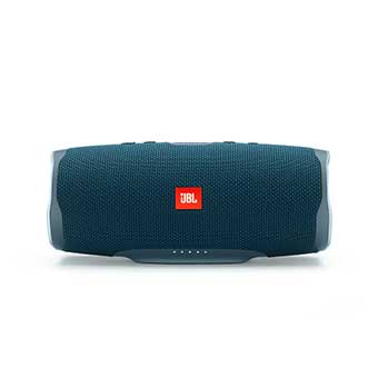 ลำโพงไร้สาย Bluetooth JBL Charge 4 Portable Bluetooth speaker (Blue)