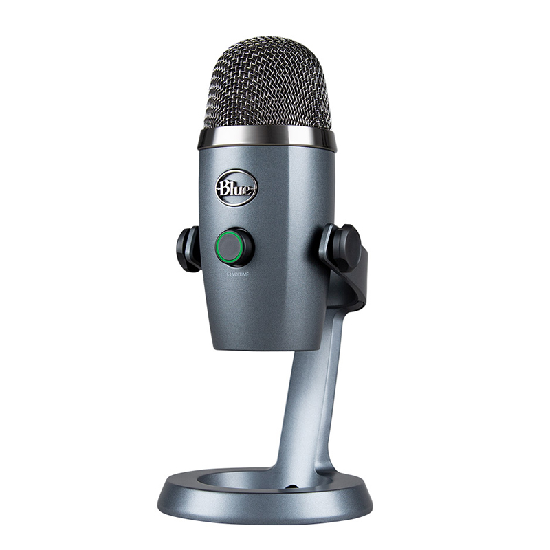 ไมโครโฟน BLUE ​Yeti Nano PREMIUM USB MIC FOR RECORDING & STREAMING