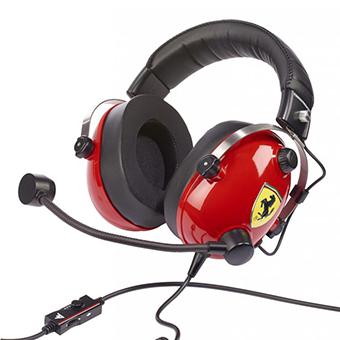 หูฟังเกมมิ่ง THRUSTMASTER T.Racing Scuderia Ferrari Edition