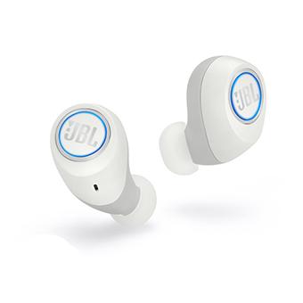 หูฟังไร้สาย JBL Free X Truly wireless in-ear headphones (White)