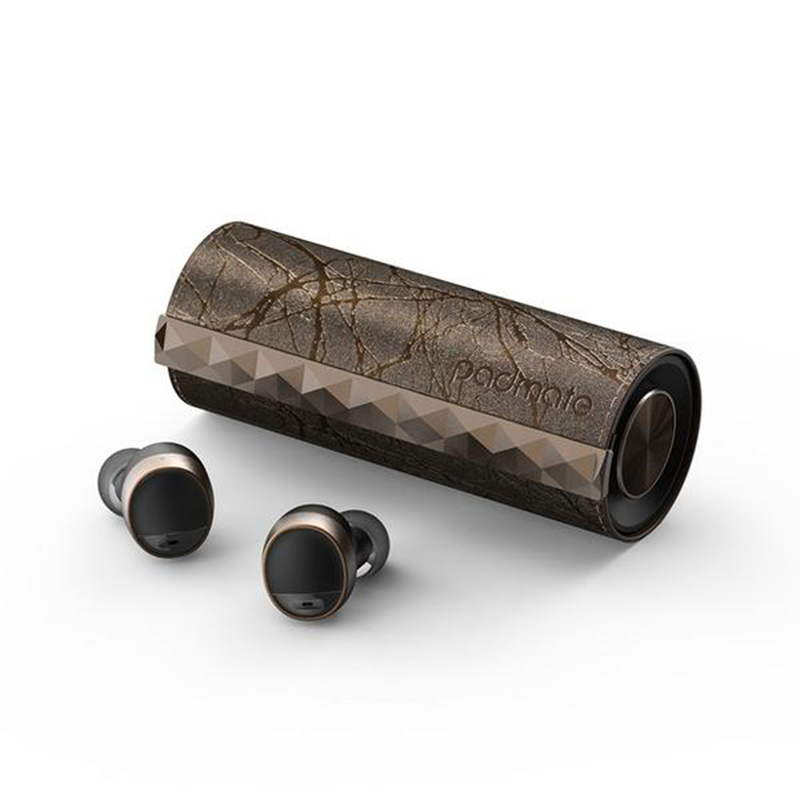 Padmate PaMu Scroll BT 5.0 Earphones with Wireless Charge (Rock'n roll)
