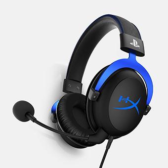 หูฟังเกมมิ่ง HyperX Cloud Blue Gaming heatset