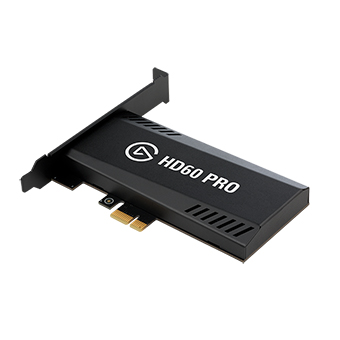 elgato HD60 PRO Stream and Record. Perfectly.