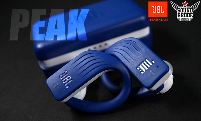 รีวิว Unbox JBL Endurance Peak