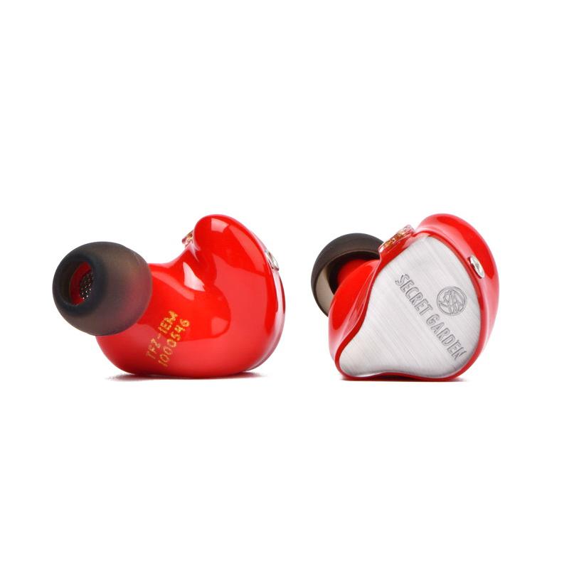 หูฟัง TFZ Secret Garden Dynamic (Red)