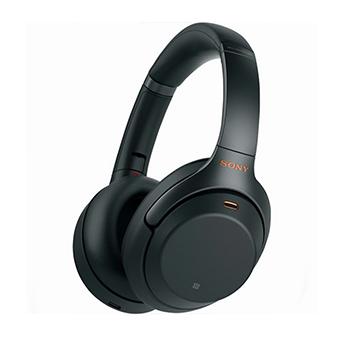 Sony WH1000XM3 Noise-Canceling Headphone (Black)