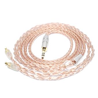 สายอัพเกรดหูฟัง Cryst Audio Copper 8X (A2DC)
