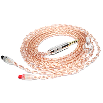 สายอัพเกรดหูฟัง Cryst Audio Copper 8X (IM)