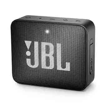 ลำโพงไร้สาย Bluetooth JBL GO 2 (Midnight black)