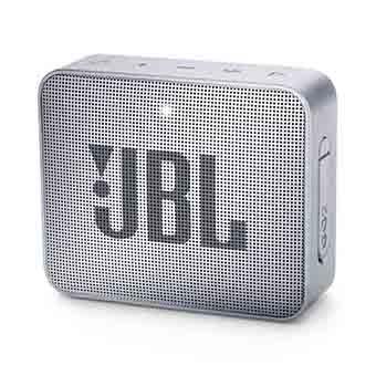 ลำโพงไร้สาย Bluetooth JBL GO 2 (Ash Gray)