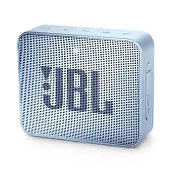 ลำโพงไร้สาย Bluetooth JBL GO 2 (Icecube Cyan)