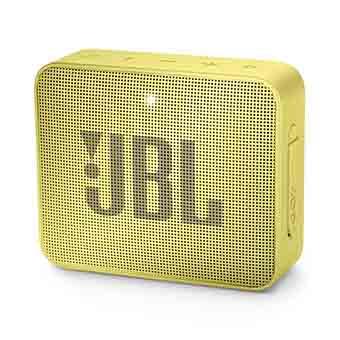 ลำโพงไร้สาย Bluetooth JBL GO 2 (Lemonade Yellow)