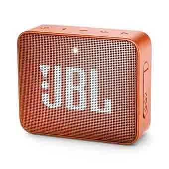 ลำโพงไร้สาย Bluetooth JBL GO 2 (Coral Orange)