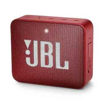 ลำโพงไร้สาย Bluetooth JBL GO 2 (Ruby Red)