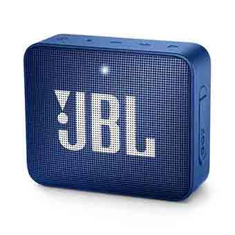 ลำโพงไร้สาย Bluetooth JBL GO 2 (Sea Blue)