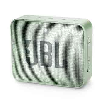 ลำโพงไร้สาย Bluetooth JBL GO 2 (Seafoam Mint)