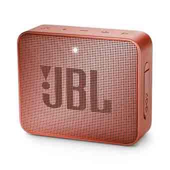 ลำโพงไร้สาย Bluetooth JBL GO 2 (Sunkissed Cinnamon)
