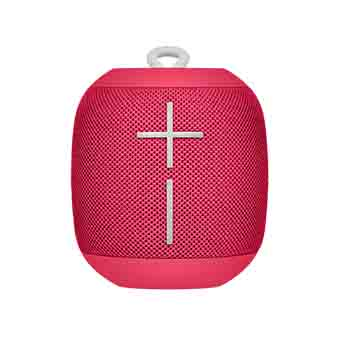 Ultimate ears Wonderboom Portable Speakers (Raspberry)