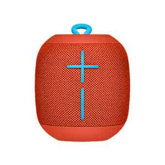 Ultimate ears Wonderboom Portable Speakers (Fireball Red)