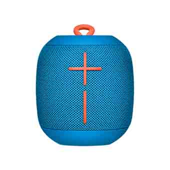 Ultimate ears Wonderboom Portable Speakers (Subzero Blue)