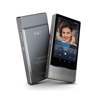 FiiO X7 Hi-End Full touch screen