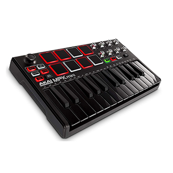 AKAI MPK mini mk II Special Edition (Black)