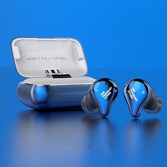 หูฟังไร้สาย TFZ X1E True Wireless Bluetooth5.0 WaterProof (Blue)