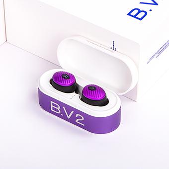 TFZ B.V2 True Wireless earphone Bluetooth 5.0 (Mysterious Purple)