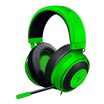 หูฟังเกมมิ่ง Razer Kraken Tournament Edition Multi-Platform Gaming Headset (Green)
