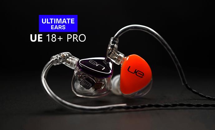 รีวิว UE18+ Pro