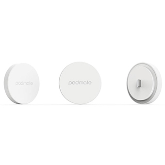 Padmate Wireless Charging Receiver (White)