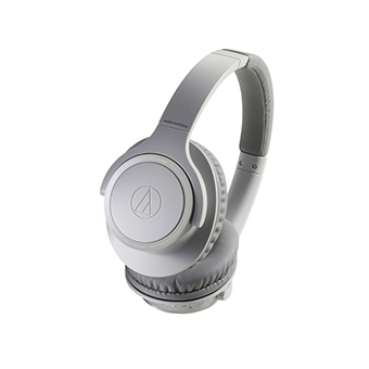 หูฟังไร้สาย Audio Technica ATH-SR30BT Wireless Over-Ear Headphones (Gray)