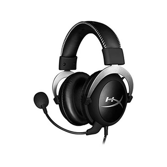 หูฟังเกมมิ่ง HyperX Cloud II Gaming Headset (Black)