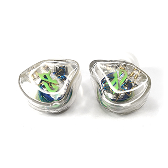 JomoAudio Game Raider Gaming Custom in-ear (CIEM)