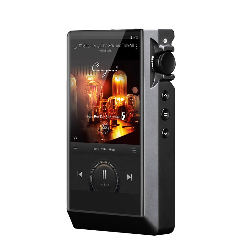 เครื่องเล่นเพลง Cayin N6ii Master Quality Digital Audio Player