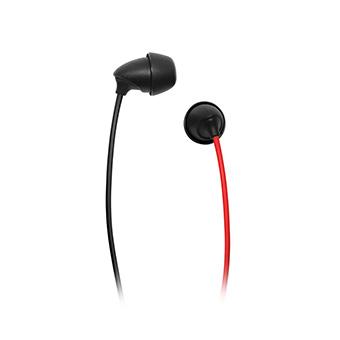 หูฟังสำหรับใส่นอน ADVANCED SLEEPER Flexible Silicone Uni-body Earphones with Maximum Comfort