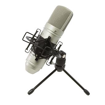 ไมโครโฟน Tascam TM-80 Studio Condenser Microphone