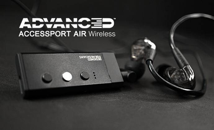 สำหรับใครที่กำลังหา Bluetooth AMP ตัวนี้ไปรับรองไม่ผิดหวังแน่นอน ADVANCED ACCESSPORT AIR Wireless ในราคา 1,590 บาท เท่านั้น