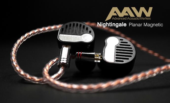 AAW Nightingale หูฟัง Planar Magnetic ที่แท้จริง ให้เสียงที่เป็นธรรมชาติสุดๆ ไปเลยละครับ