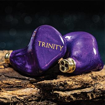 หูฟัง Custom Jomo Audio Trinity Universal BS (BRASS)