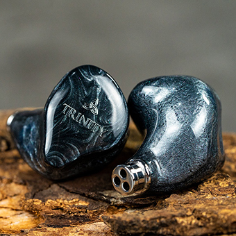 หูฟัง Custom Jomo Audio Trinity Universal SS (STAINLESS STEEL)