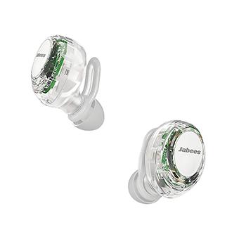 หูฟังไร้สาย Jabees Firefly Pro True Wireless Earbuds Bluetooth 5.0 (Crystal Clear)