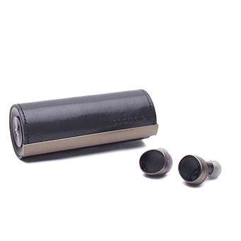 หูฟังไรสาย Padmate Pamu Scroll Plus + True wireless (Black)