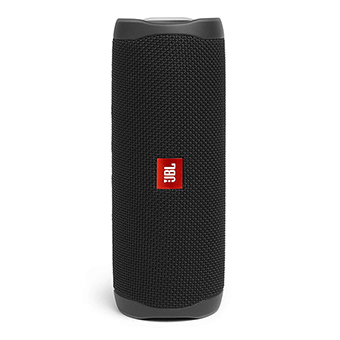 JBL FLIP 5 Portable Waterproof Speaker (Black)