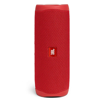 ลำโพงไร้สาย Bluetooth JBL FLIP 5 Portable Waterproof Speaker (Red)